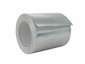 Wod Heavy duty Aluminum Foil Tape For Hvac Air Ducts 6 In X 50 Yds