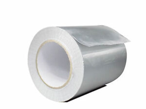 Wod Heavy duty Aluminum Foil Tape For Hvac Air Ducts 4 In X 50 Yds