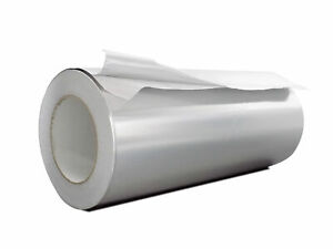 Wod Heavy duty Aluminum Foil Tape For Hvac Air Ducts 12 In X 50 Yds