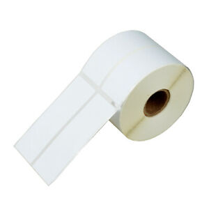 50 Roll 700 Mailing Address Label 2up Direct Thermal Paper Tapes 1 1 8 X 3 1 2