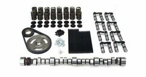 Comp Cams Thumpr Retrofit Hydraulic Roller Cam And Lifter Kit K11 600 8