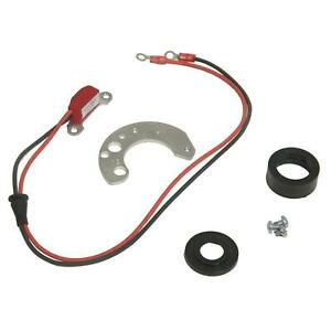 Pertronix Ignition System Ignitor Ii Vacuum And Mechanical Advance V8 Kit