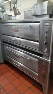 Blodgett 1060 Double Deck Oven Purchased In 2012 Barely Used