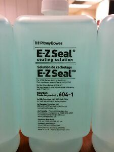 Pitney Bowes E z Seal Solution For U700 Series Mailing Machines Envelop Seal