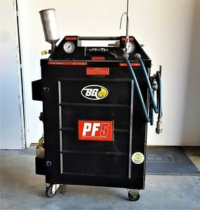 Bg Pf5 Model Transmission Flush Machine