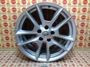 10 11 12 13 14 2011 2012 2013 2014 Nissan Maxima 5v spoke Wheel Rim 18x8 18 Oem