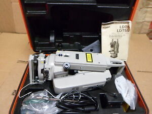 Sokkia Ldt5 Theodolite W accessories In Transit Case Total Survey Station