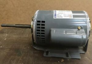 Marathon Electric Motor 1 3 Hp 1725 Rpm Extended Shaft Usa Unused No Box