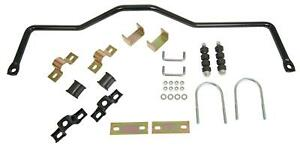 Sway Bar Black Steel Rear 7 8 In Diameter Ford Mercury Kit