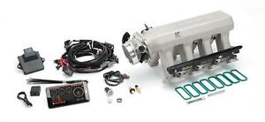 Fuel Injection System Pro Flo 4 Gen Iii Iv Ls Cathedral Port Kit