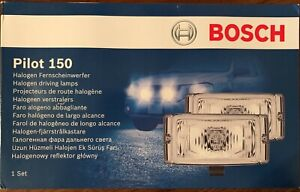 Bosch 0306407901 Pilot 150 Clear Lens Driving Light Kit