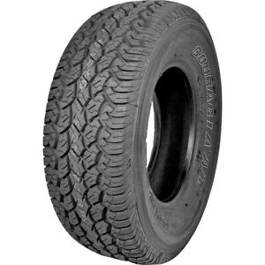2 New Federal Couragia A T Lt 265 70r17 Load E 10 Ply Dc At All Terrain Tires
