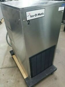 Emf450as Ice O Matic Flaked Ice Maker