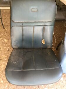 1968 Bucket Seat With A Body Tracks Buick Pontiac Chevrolet Oldsmobile Gm Driver