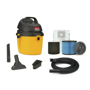 Shop vac 2 5 Gallon 2 5 Peak Hp Contractor Portable Wet Dry Vacuum 5892210 New