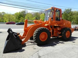 2001 Case 621c Wheel Loader 2 896 5 Hours