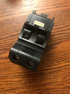 Nb2100 100a Federal Pacific Fpe 100 Amp Main Breaker Bolt on Type Nb Guarantee