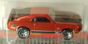 Hot Wheels 1969 Ford Mustang Mach 1 In A Protecto Pak