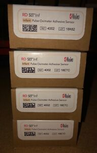 Lot Of 80 Masimo 4002 Rd Set Infant Pulse Oximeter Sensor Spo2 pr Pi Pvi