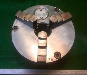 Cushman 3 jaw Chuck 1 1 2 8 Tpi 5 Mod 250 Lathe South Bend Atlas Craftsman