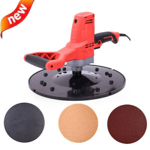 Electric Concrete Cement Mortar Trowel Wall Smoothing Polishing Machine 220v Mix