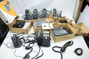 Ringcentral Soundpoint Ip 335 Polycom 2 line Ip Phone Office Business 8 Set Read