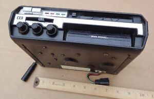 Bon Sonic 8 Track Car Stereo Tape Player 1970s