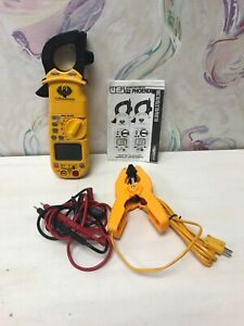 Uei G2 Phoenix Pro Dl379 True Rms Clamp Multimeter With Accessories