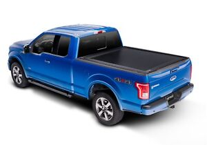 Retrax 60370 Tonneau Cover Uv Protected Fits 2013 2018 Ford F 150
