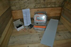 Allied Time Usa At 3000 Digital Time Clock And Date Stamp Brand New
