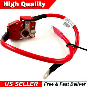 New Positive Battery Terminal To Under Floor Cable For Bmw 61129259425