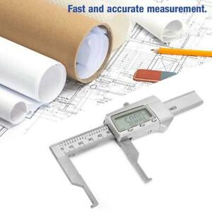 Digital Electronic Gauge 14 75mm Inside Groove Stainless Steel vernier Caliper