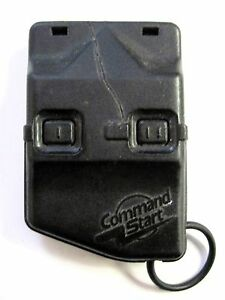 Command Start Keyless Remote Control 2 Way Fob Aftermarket Replacement Security