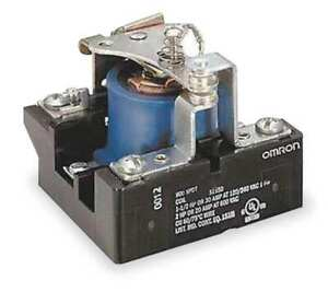Omron Mgn1c ac24 Open Power Relay 5 Pin 24vac spdt