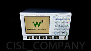 Lecroy Lt264 Oscilloscope Waverunner 2 Dso Software 350mhz 1 Gs s Tested