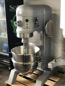Hobart H 600 60 Qts Quarts Dough Mixer Bakery Equipment Batidora Refurbished