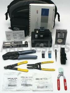 Corning Siecor Tkt unicam Lanscape Unicam Sm Mm Fiber Optic Tool Kit