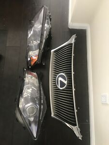 2010 2011 2012 Lexus Rx350 Grill Or Left Or Right Headlight Please Read First