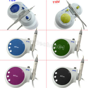 Woodpecker Satelec Dental Ultrasonic Scaler Piezo Dte D1 D5 Scaler Handpiece