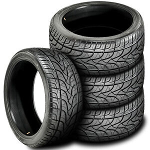 4 New Fullrun Hs299 275 45r20 110h Xl A s Performance Tires