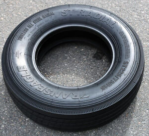 Transeagle All Steel St Radial St 225 75r15 Load G 14 Ply Trailer Tire