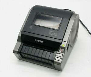 Brother Ql 1050 P touch Wide Format Pc Direct Thermal Label Barcode Printer