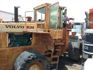 1998 Volvo Mb L150 Loader
