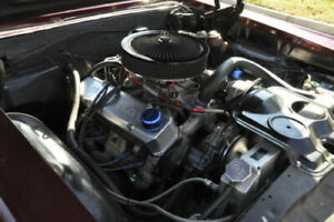 Pontiac 455 Complete Running Engine And Trans