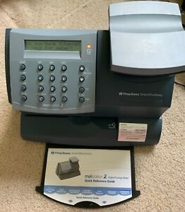 Pitney Bowes Mailstation 2 K7mo K700 Digital Postage Stamp Meter And Scale
