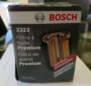 Bosch Premium Engine Oil Filter 3323 Model