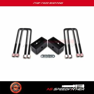 Full Set 3 75mm Rear Leveling Lift Kit Fit Pickup Tacoma Toyota