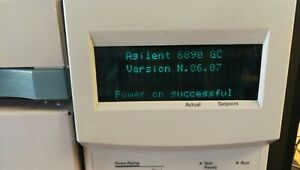 Agilent 5973n Gcms Msd 6890n Autosampler Injector Turbo Complete System