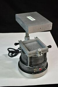 Dental Vacuum Former Dental Lab Vacuum Pressure Former For Thermoforming