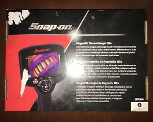 Snap on Diagnostic Thermal Imager Elite Eeth310